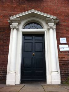 Front door IWC