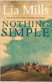 lia mills nothing simple e-book