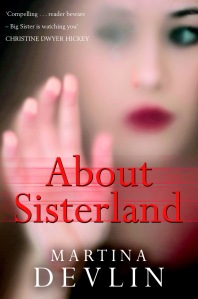 About Sisterland final cover