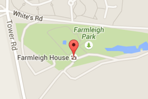Farmleigh map