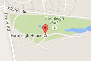 Farmleigh map