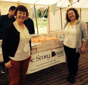 margaret-and-nollaig-book-tent-festival-of-writing-and-ideas